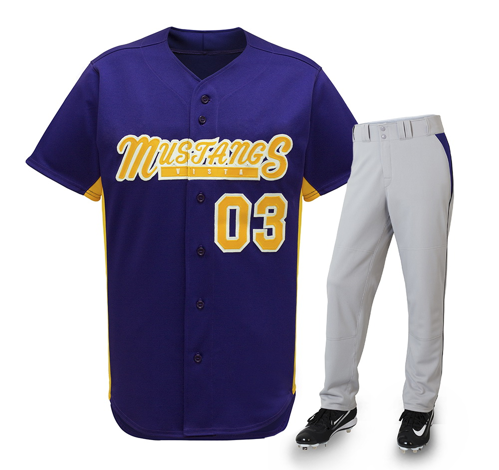 Base Ball Uniforms